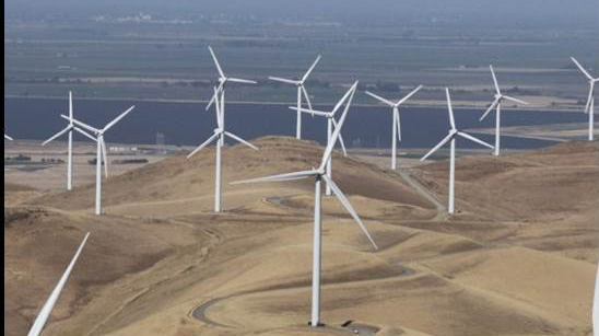 Altamont Pass Wind Farm